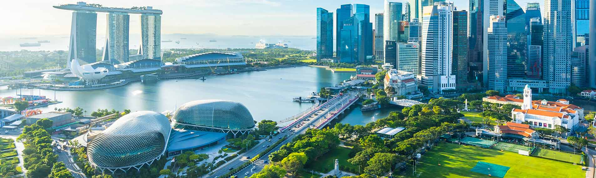 4 Reasons to register company in Singapore